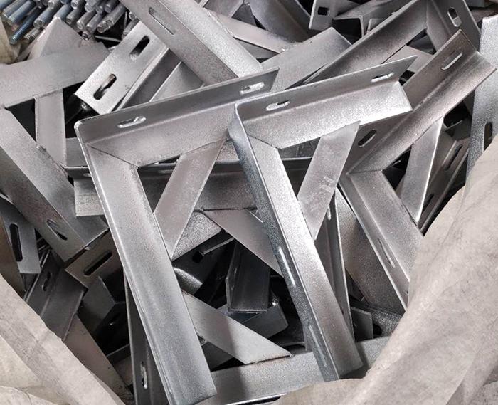 扬州燃气角钢支架厂家批发