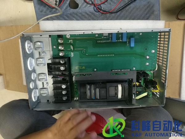 东莞寮步西门子变频器430报f0022中心