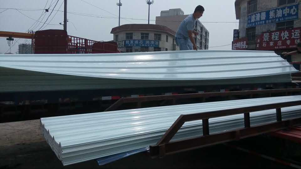 广元950型玻璃钢透明瓦厂家欢迎考察