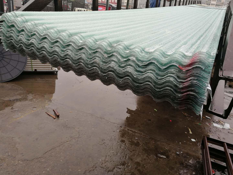 渭南市玻璃钢采光板生产厂家