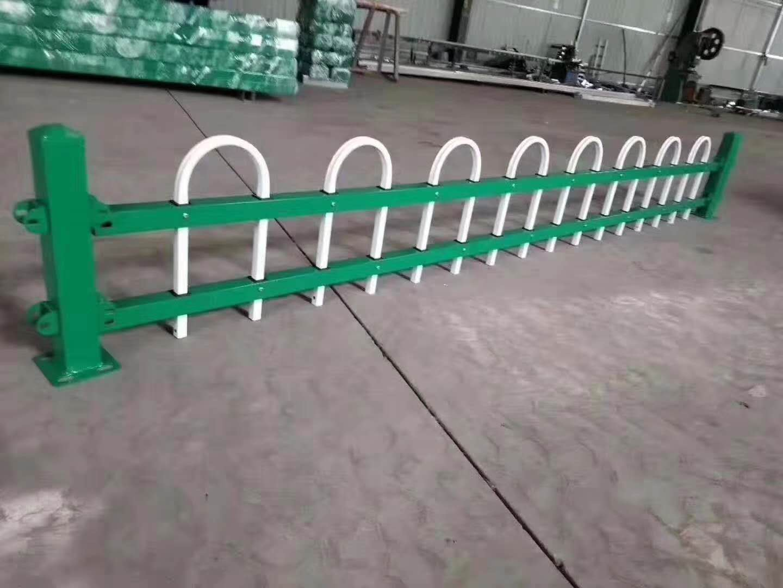 2020呼和浩特锌钢草坪护栏绿化带护栏品牌-衡水精创金属