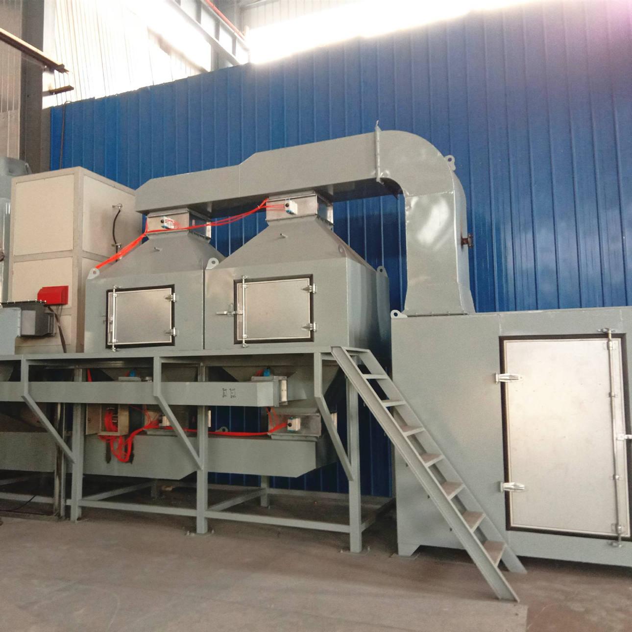 山东省莱芜市打磨车间废气处理治理方法、方式有哪些