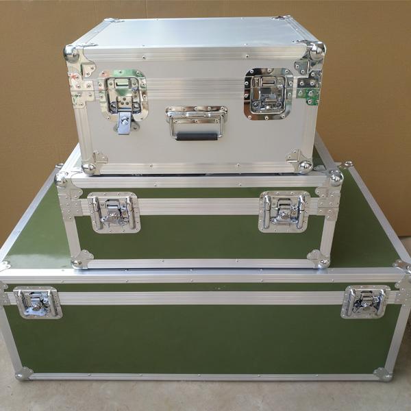 周口市定制铝合金拉杆箱定做正天铝箱报价