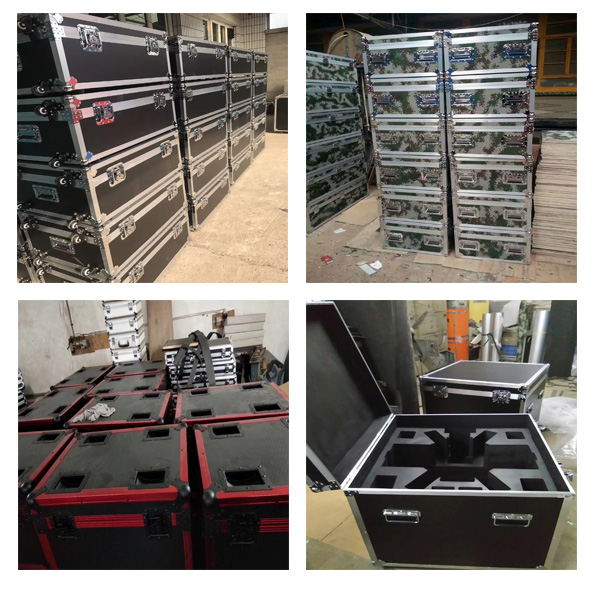 通化市定制铝合金航空箱定做厂家正天铝箱