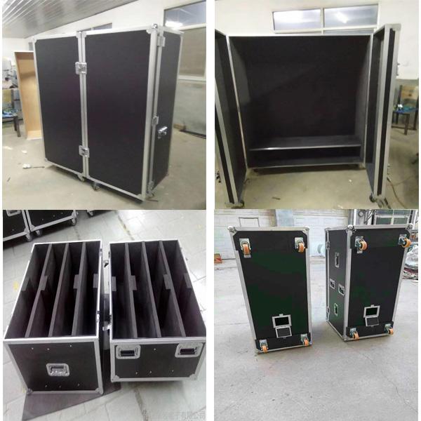 西安市定制铝合金军品箱定做正天铝箱联系电话