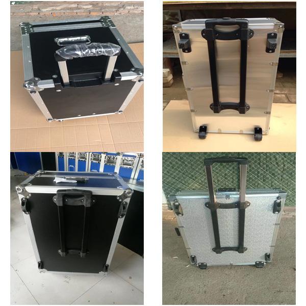 佛山市定制铝合金渔具箱定做正天铝箱批发