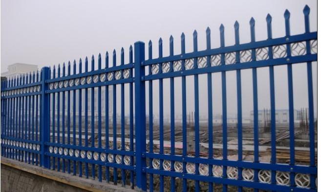 蚌埠怀远围墙护栏锌钢护栏门市价-精创金属