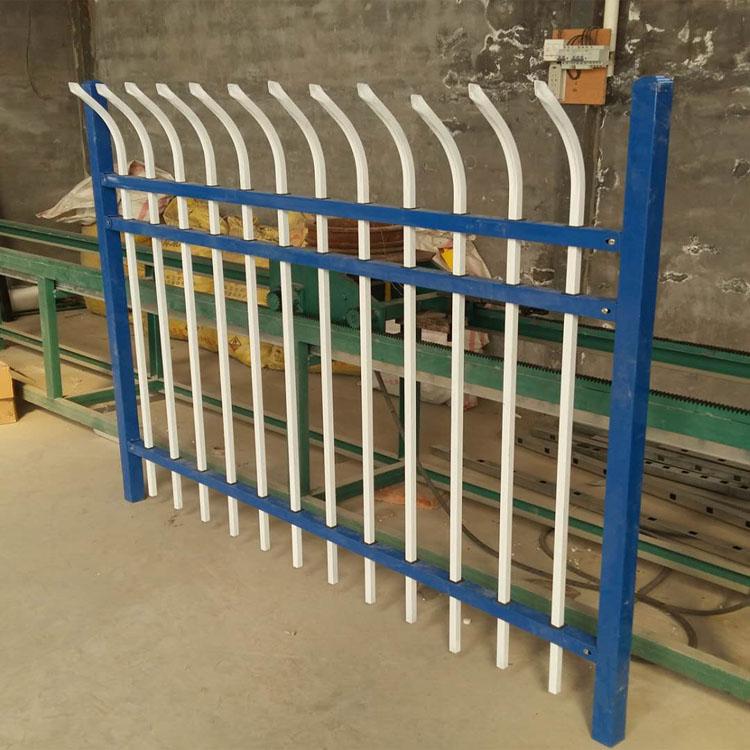 新乡市锌钢围栏 围墙围栏 铁栏杆安全环保-衡水精创金属