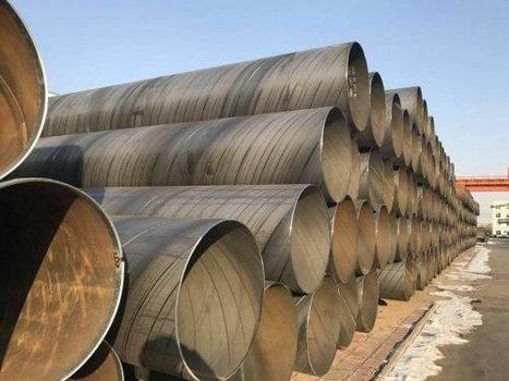 莱山螺旋焊管厂家
