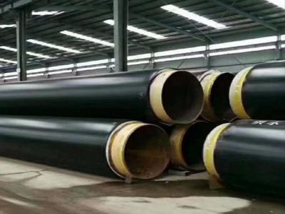 聚氨酯螺旋焊接钢管三大结构顶山湛河
