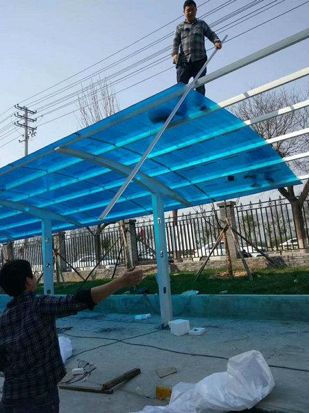 factory淮北温室阳光板--生产厂家