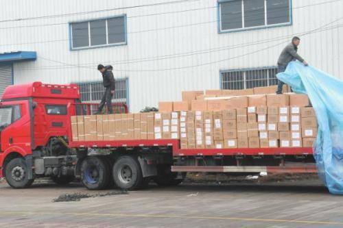 义乌直达林口物流货运公司门到门服务