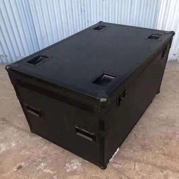 嘉兴市定制铝合金舞台箱定做正天铝箱批发