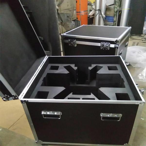 惠州市定制铝合金服装箱定做正天铝箱联系方式
