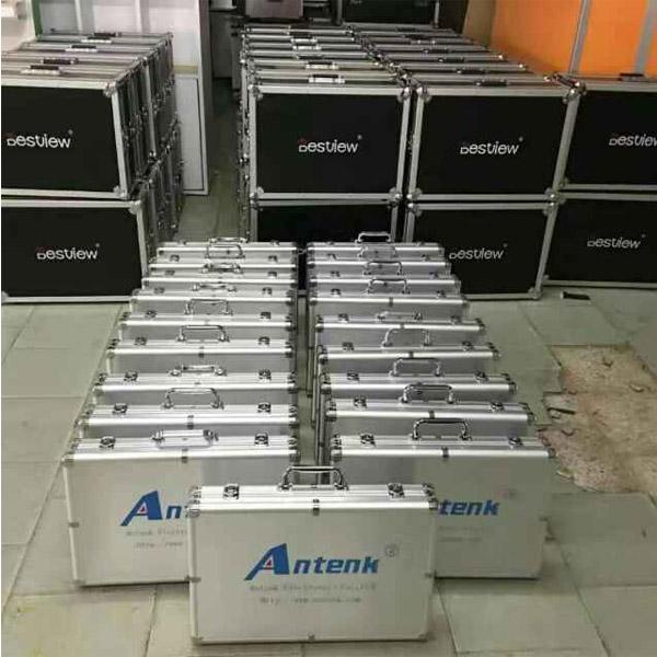 绍兴市定制铝合金舞台服装箱定做厂家正天铝箱