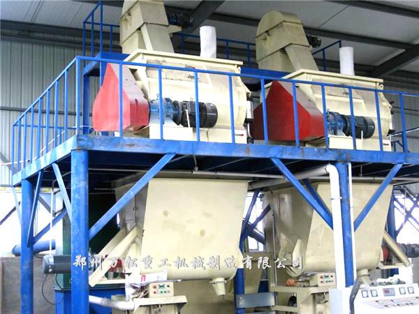 喀什塔什库尔干塔吉克干粉混合机5000吨年产