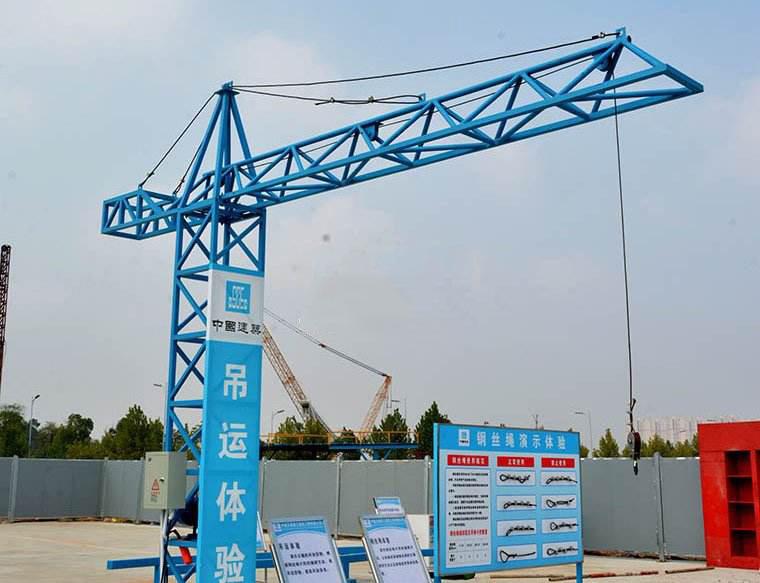 广东珠海安全体验区厂家价格可定制