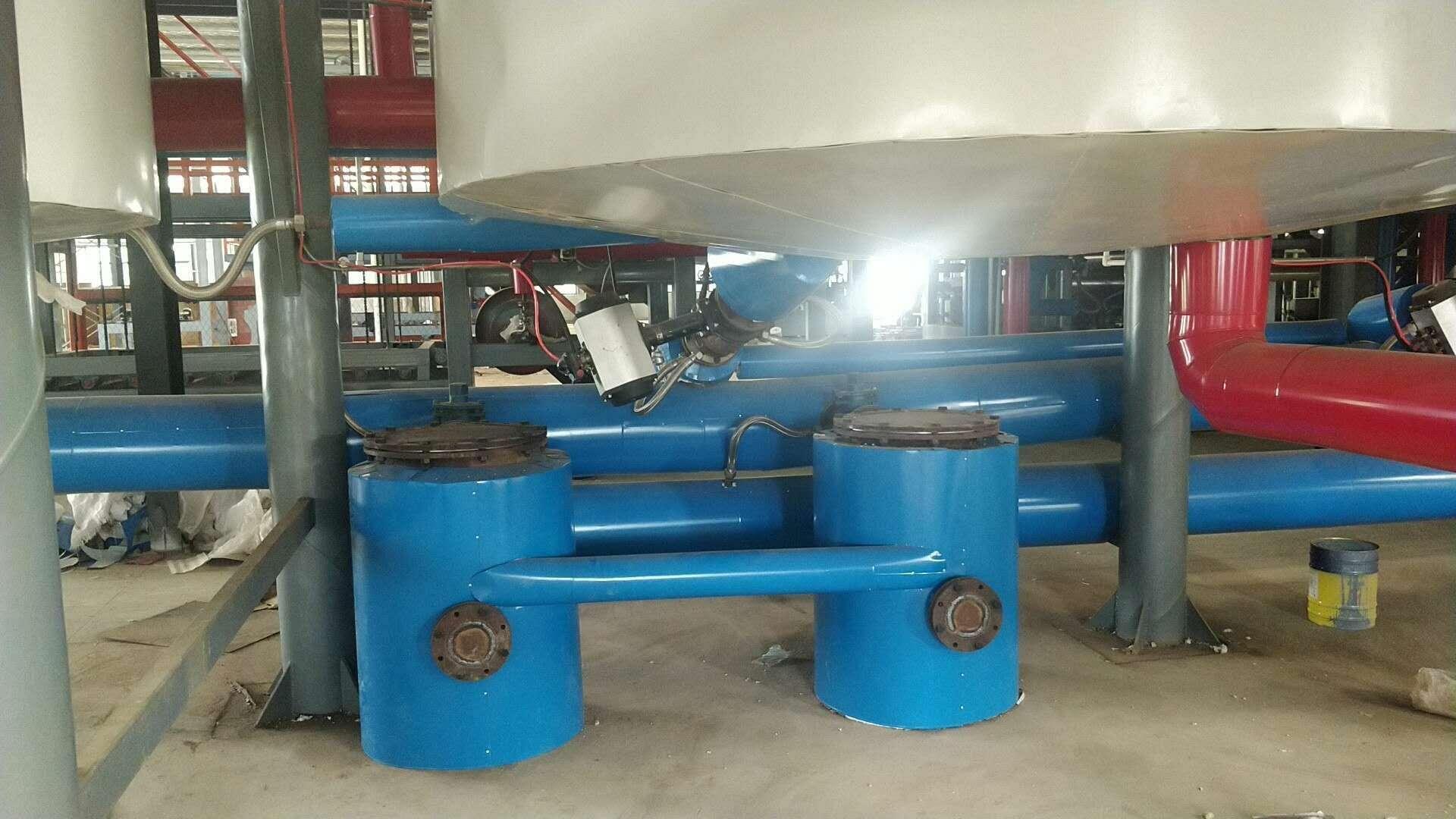 雅安管道设备硅酸铝保温施工队/管道保温清包工价格