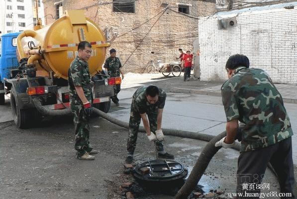 东台市弶港镇清理废水池服务周到快捷诚信