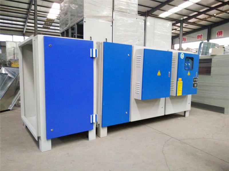 黑龙江省绥化市家具厂废气治理处理设备有哪些