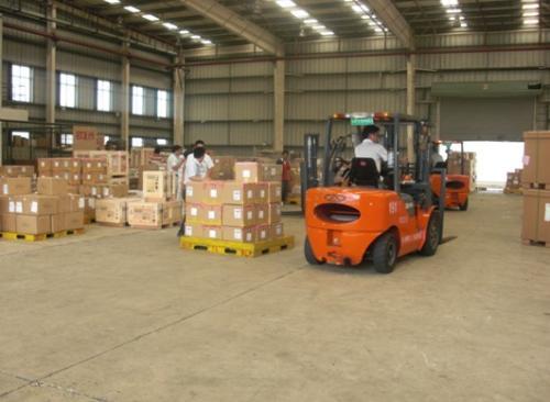 广州到黑河货运公司-包送货