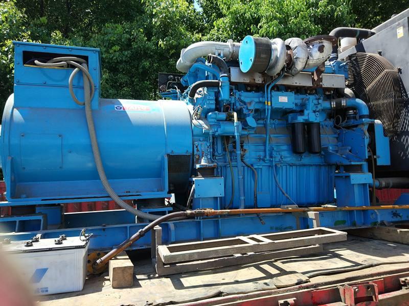 珠海旧发电机组回收公司广东回收服务公司