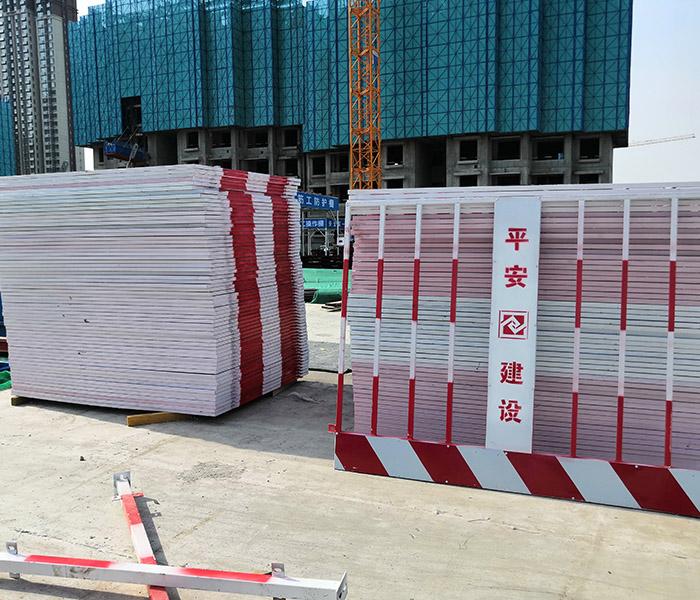 钢筋防护棚_焦作楼层施工防护板厂家价格