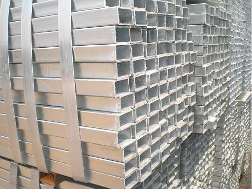 滨州热镀锌方管壁厚—当天发货