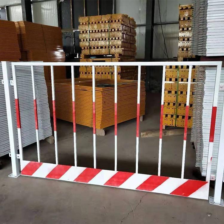 西安市定型化栏杆加工厂家质量保障