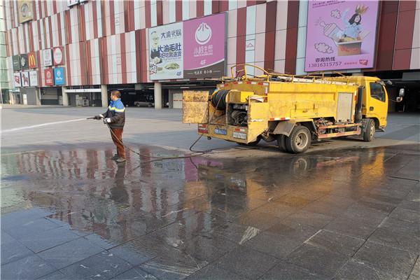 无锡崇安上马墩市政排水管道疏通专业施工队伍