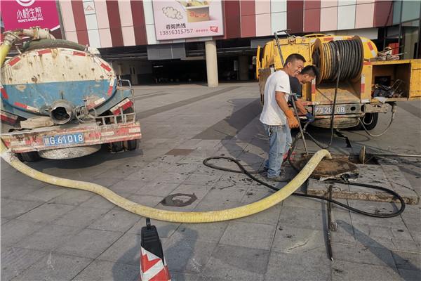 无锡滨湖区蠡园市政排水管道疏通联系电话