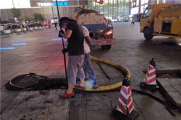 瑞安排污管道疏通畅通无阻_热线电话