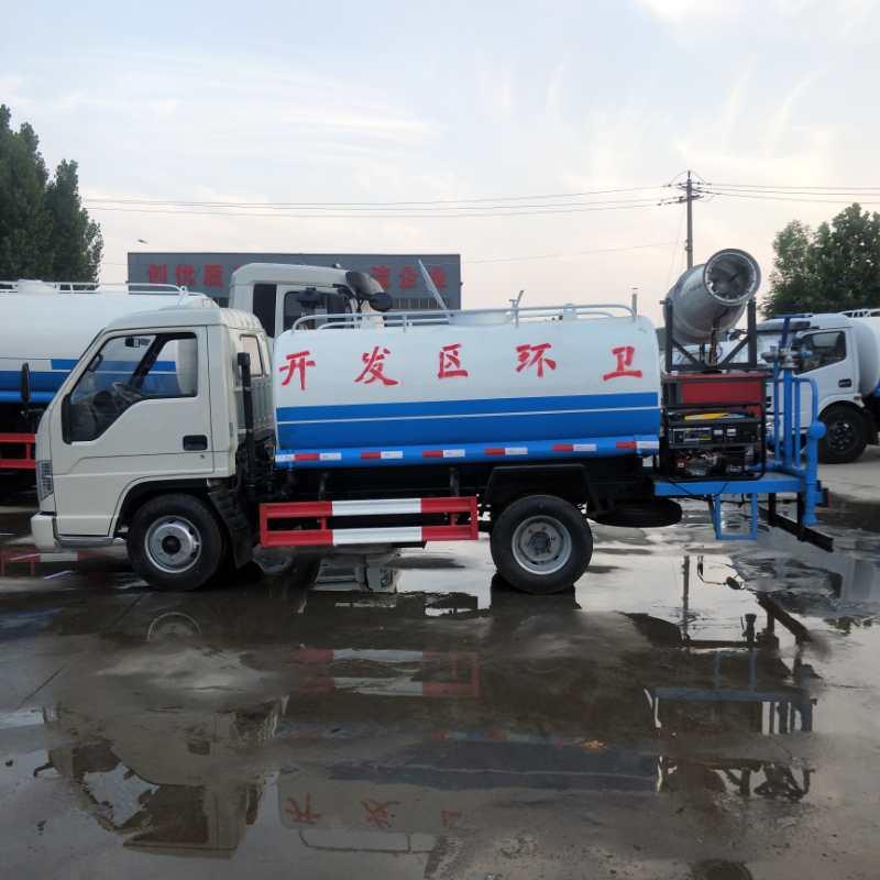 广东广州电动洒水车厂家