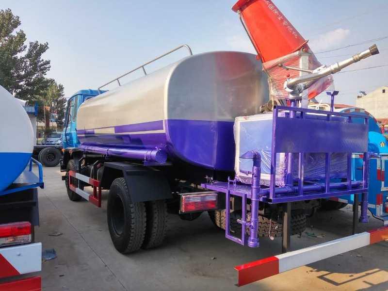 广西柳州三轮洒水车2020报价