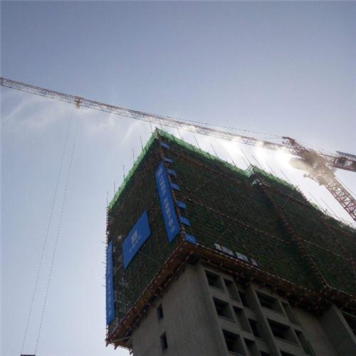 江苏海门塔吊扬尘雾化机 塔吊喷淋机