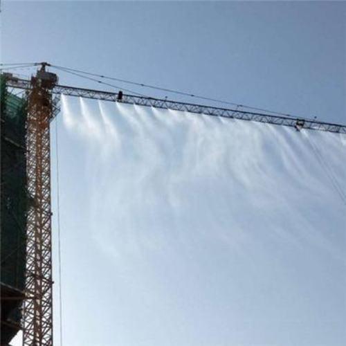 藁城建筑塔吊喷淋系统 塔吊喷淋机