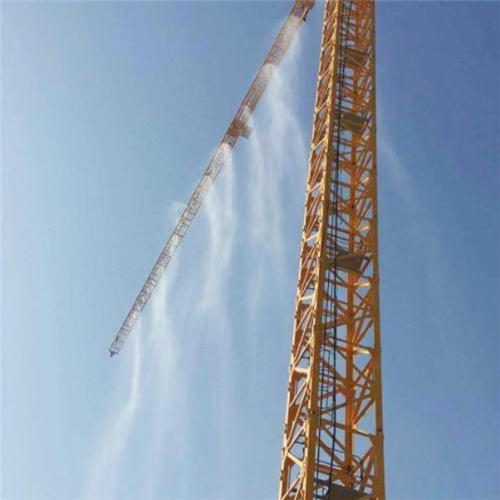 武汉80米塔吊喷淋系统