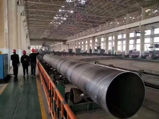 防腐焊接钢管DN800今天价格多少钱