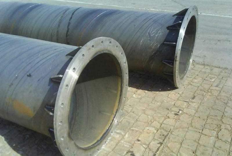 1220*10燃气管道用焊接钢管多少钱一米