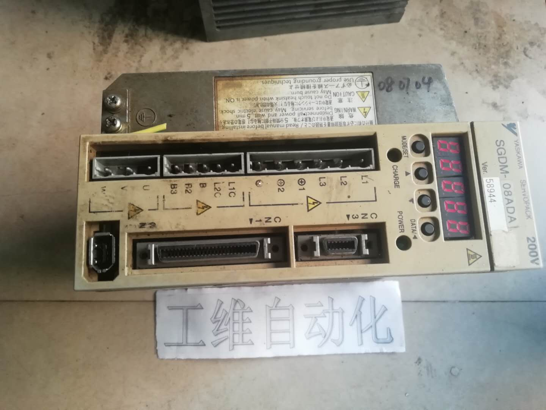 金湾metronix伺服驱动器无输出维修