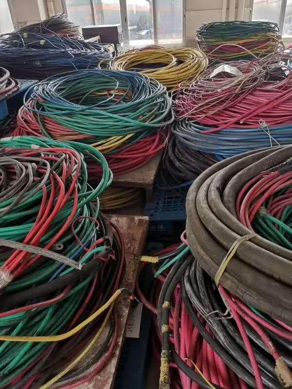 推荐:揭阳废旧电缆拆除回收多少钱一吨