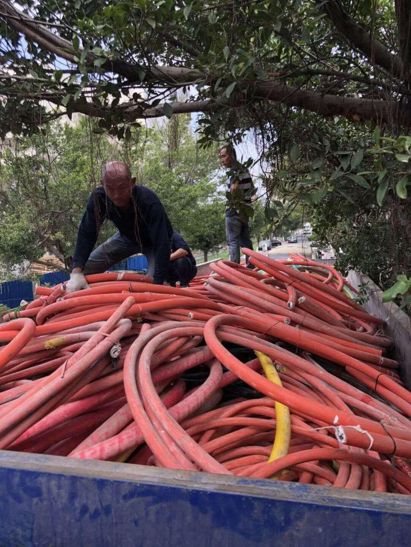 推荐:罗定废旧电缆拆除回收价格
