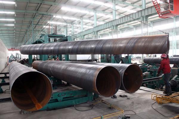 DN350mm焊接钢管多少钱一支