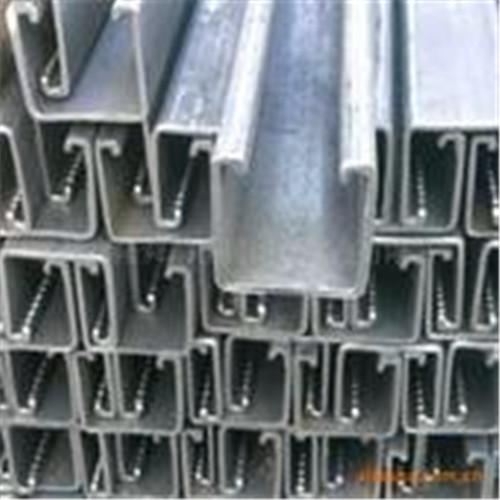 2021@张掖高台金属托盘U型钢工艺规范要点