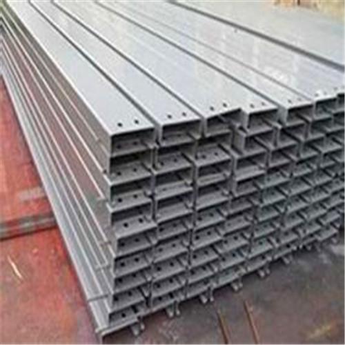 钢结构桁架几字钢用作拉杆黑龙江七台河钢结构桁架几字钢