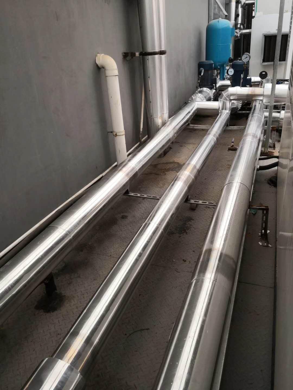 哈尔滨五常反应釜及管道保温施工厂家电话--管道保温电伴热规范和标准