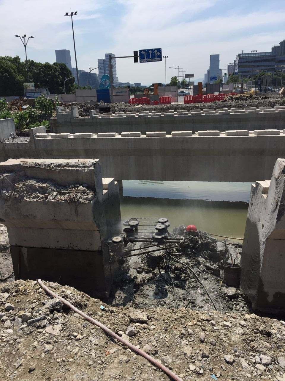 咨询:淮北混凝土基础切割行业跑者