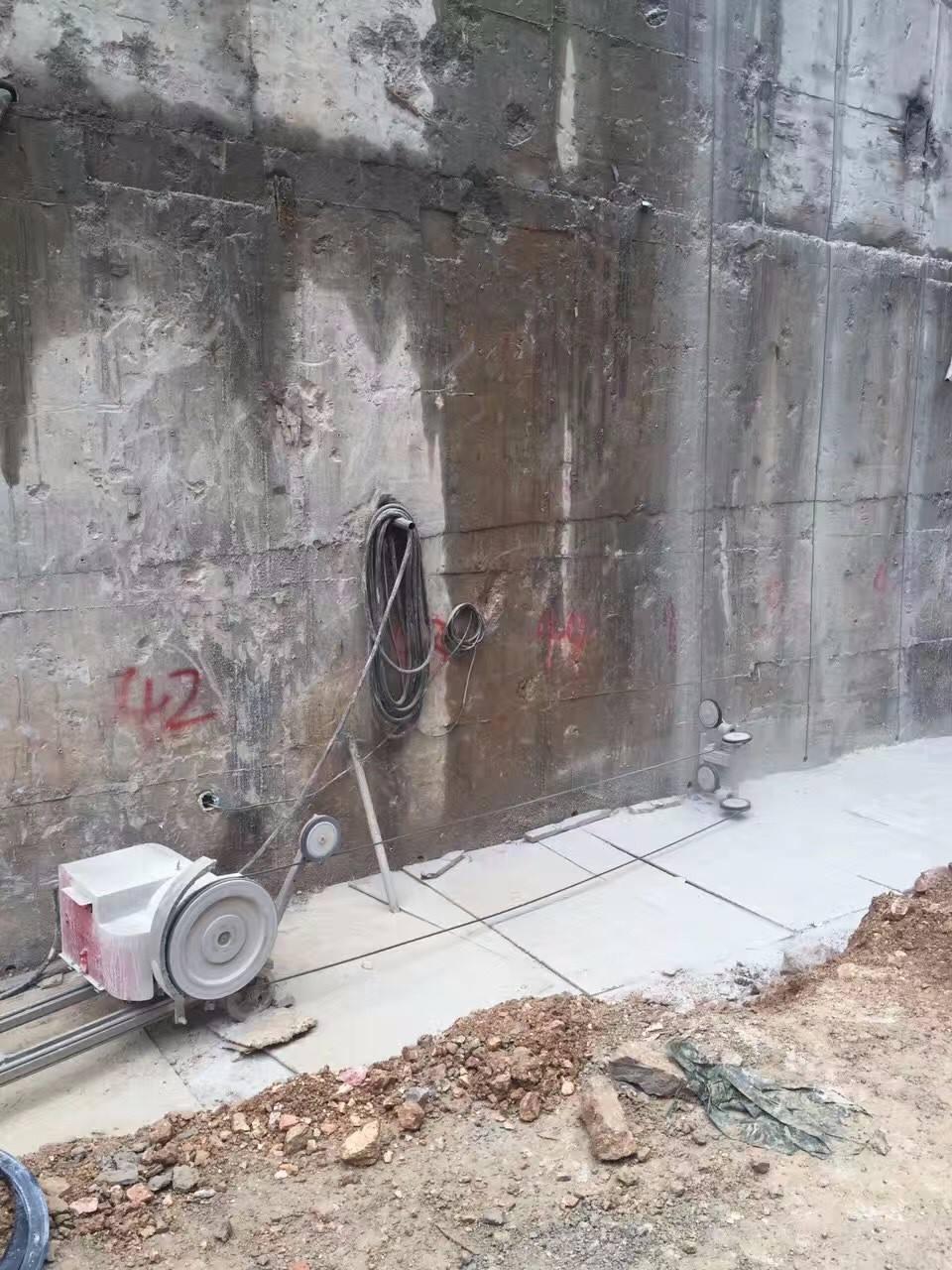 推荐:宁德高速公路防撞墙切割市场看点与期待