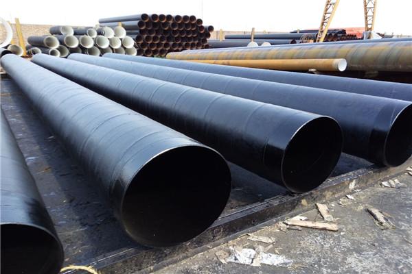 市政给水工程用防腐螺旋钢管生产厂家