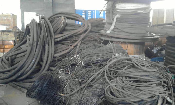 乐山市沙湾区电力电缆现金回收看这里